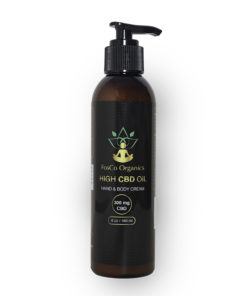 CBD Hand & Body Cream